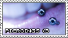 Piercing Stamp by ladieoffical