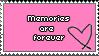 Memories Stamp by ladieoffical