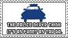 Police Stamp by ladieoffical