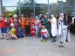 Fanime 2012 Shonen Jump gathering by KaraTails