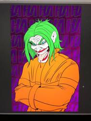 Joker flats by ramseyramirez