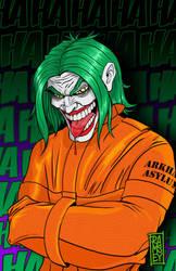 Joker by ramseyramirez
