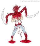 Slasher Necromorph 4 by xGULYABANIx