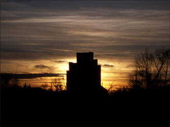 Prairie Castle by SHOTGUN12