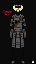 The Samurai by JosinatorArts