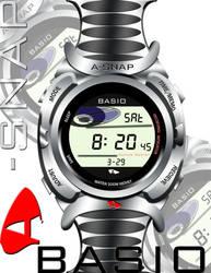 Wristwatch by oditsi