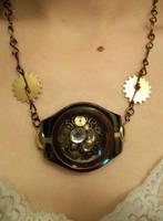 Encased Treasure by Ronigirl