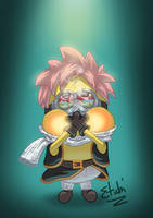 Minion Natsu by etubi92