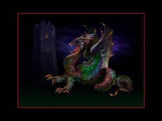 Draco by mythological-club