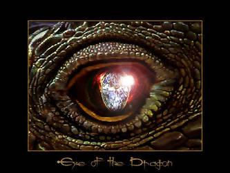 Eye of the Dragon by mythological-club