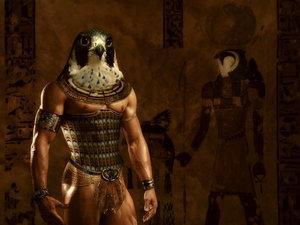 Horus by mythological-club