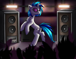 Let this party start! [commission] by Shido-Tara