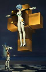 Crucifixion by Einheit00