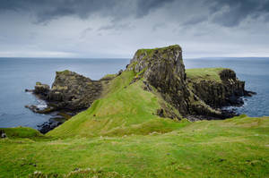 Stock 251  Scotish Coastline by Einheit00