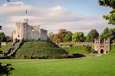 Stock 311 Cardiff Castle by Einheit00