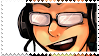 NicoB fan stamp by Chichison1234