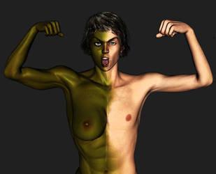 She Hulk TF TG by Worldoftg