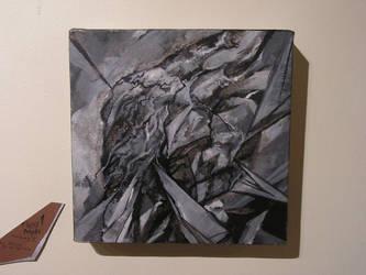Glass Man Anatomies II by Solve