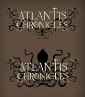 ATLANTIS CHRONICLES - logo try by stan-w-d