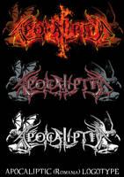 APOCALIPTIC logotype by stan-w-d