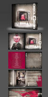 DISCLOSER - CD ARTWORK by stan-w-d