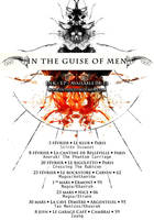 IN THE GUISE OF MEN - flyer by stan-w-d