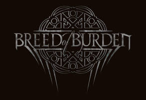BREED of BURDEN - band logotype by stan-w-d