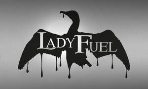 LADY FUEL - Evolution of the logotype by stan-w-d