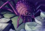 Veran Spider form by Gabriela-Birchal