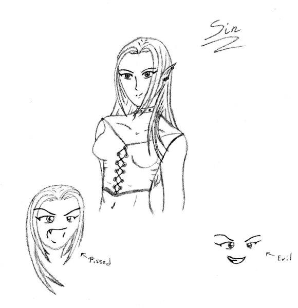 Sin Concepts by sindra