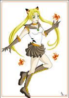 Tora-Con 2009 Mascot Contest by sindra