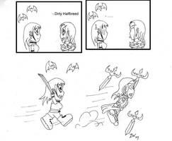 Vampy Comic by sindra
