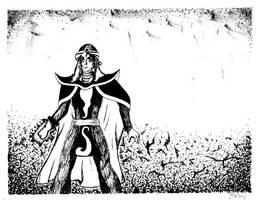 Dark Desert Prince by sindra