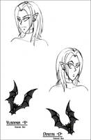 Concept Sheet - Sin2 + Bats by sindra