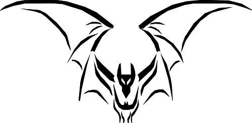 Phantom Bat Design by sindra