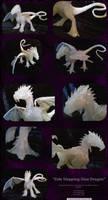 Side Stepping Glue Dragon by AzeFish
