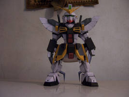 Sandrock Gundam SD by StormL