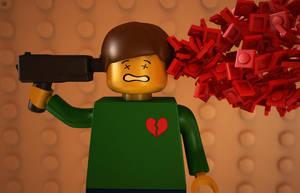 Lego I by ptakha