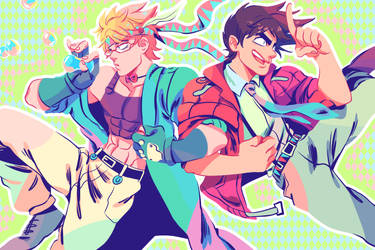 Perfect Hamon Losers by rainberry