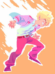 katsuki by rainberry