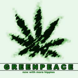 Greenpeace by scoopninja