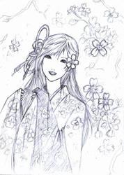 Yuki-hime by fredrickruntu