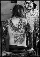 Tattoo by digitalgrace