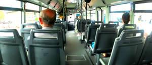 Inside Bus Ferrol, Spain by carrodeguas