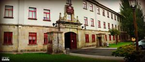 Escuela Politecnica Superior Ferrol, Spain by carrodeguas