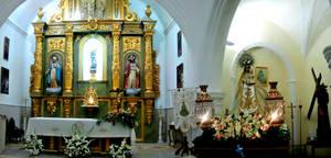 Church of La Peraleja, Cuenca, Spain by carrodeguas