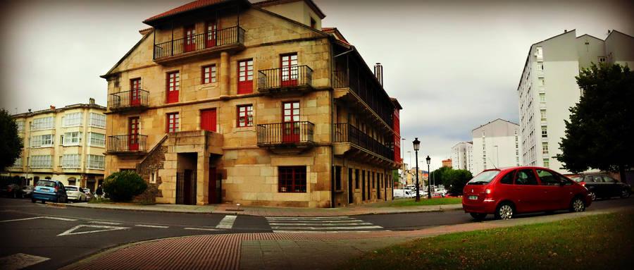 Casa do Patin, Spain by carrodeguas