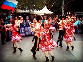 Festival de Culturas Ferrol, Spain by carrodeguas