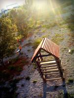 Parque Castelao Fene, Spain by carrodeguas