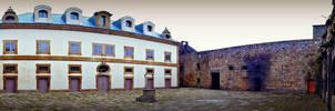 Castle of San Felipe, Spain by carrodeguas